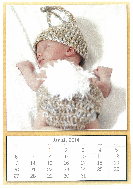 fényképes ajándék ötletek: fali naptár a4 a3
