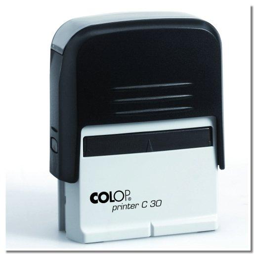 Colop Printer c30 bélyegző akciós áron az Eurocopy Gyorsnyomdában akár kiszállítássál is