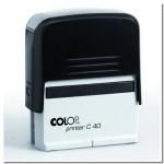 Colop Printer c40 akciós áron az Eurocopy Gyorsnyomdában akár kiszállítássál is
