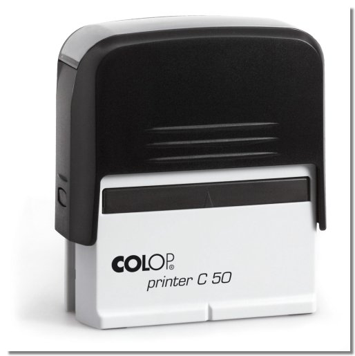 Colop Printer c50 bélyegző akciós áron az Eurocopy Gyorsnyomdában akár kiszállítássál is