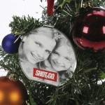 fényképes karácsonyfa dísz